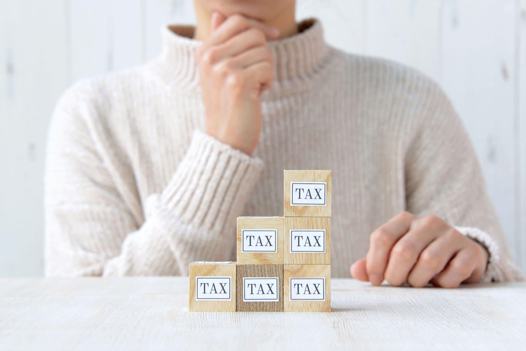 日本の法人税
