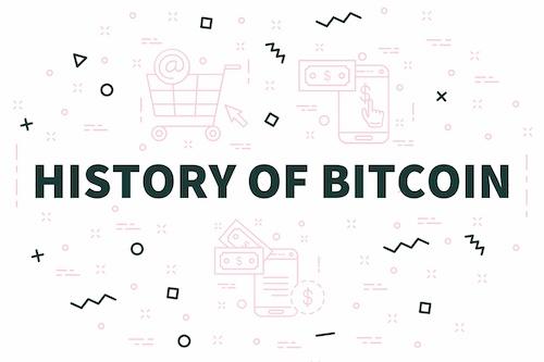ビットコイン(BTC)の歴史や始まり