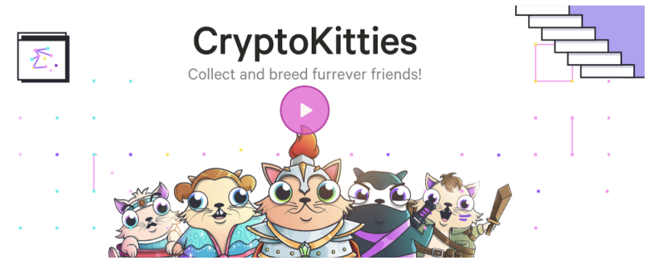 """CryptoKitties"""