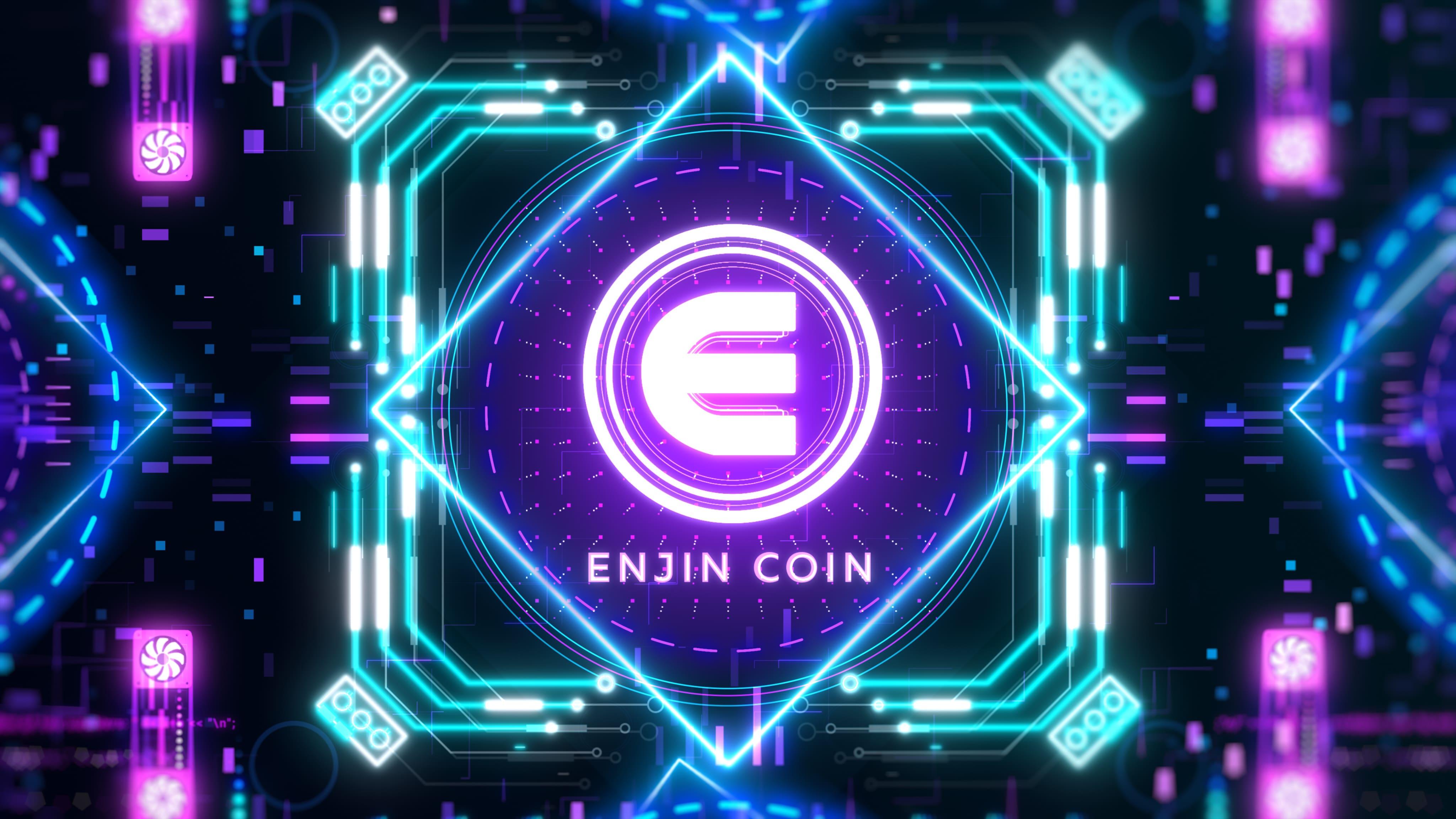 エンジンコイン(ENJ)とは?特徴や今後の展望、購入方法までを簡単解説!