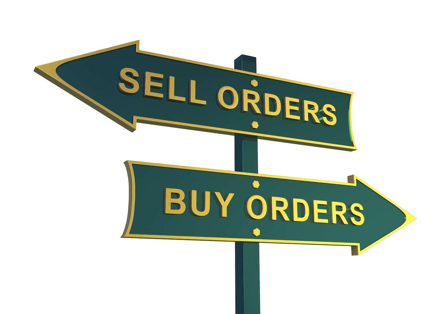 仮想通貨の指値注文とは?成行注文、逆指値注文についても解説