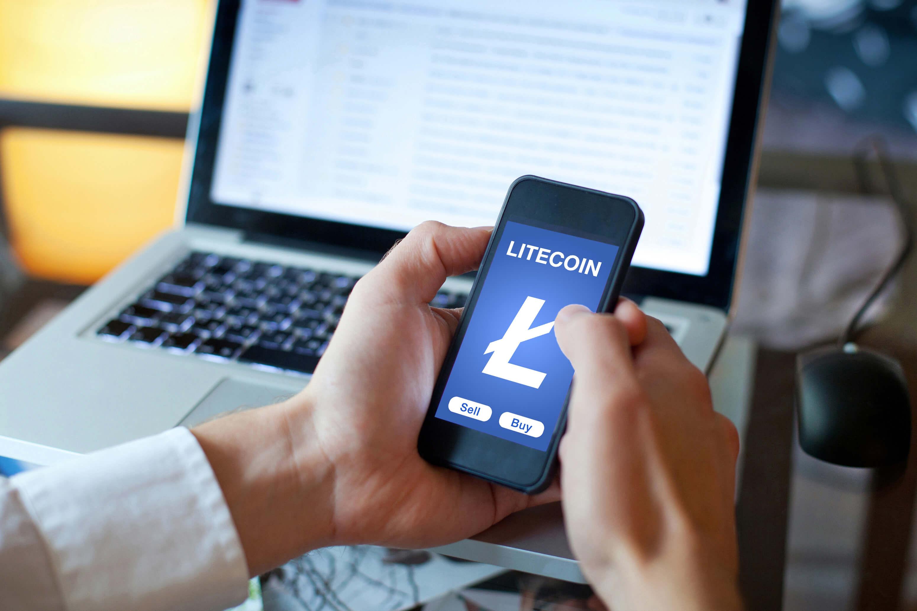 ライトコイン(LTC)購入方法・買い方・口座開設の流れを解説