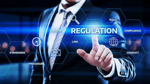 国による規制