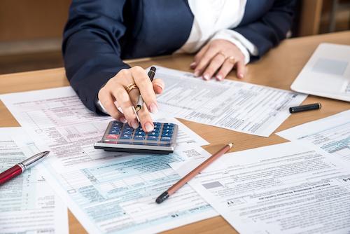 仮想通貨取引の税金計算