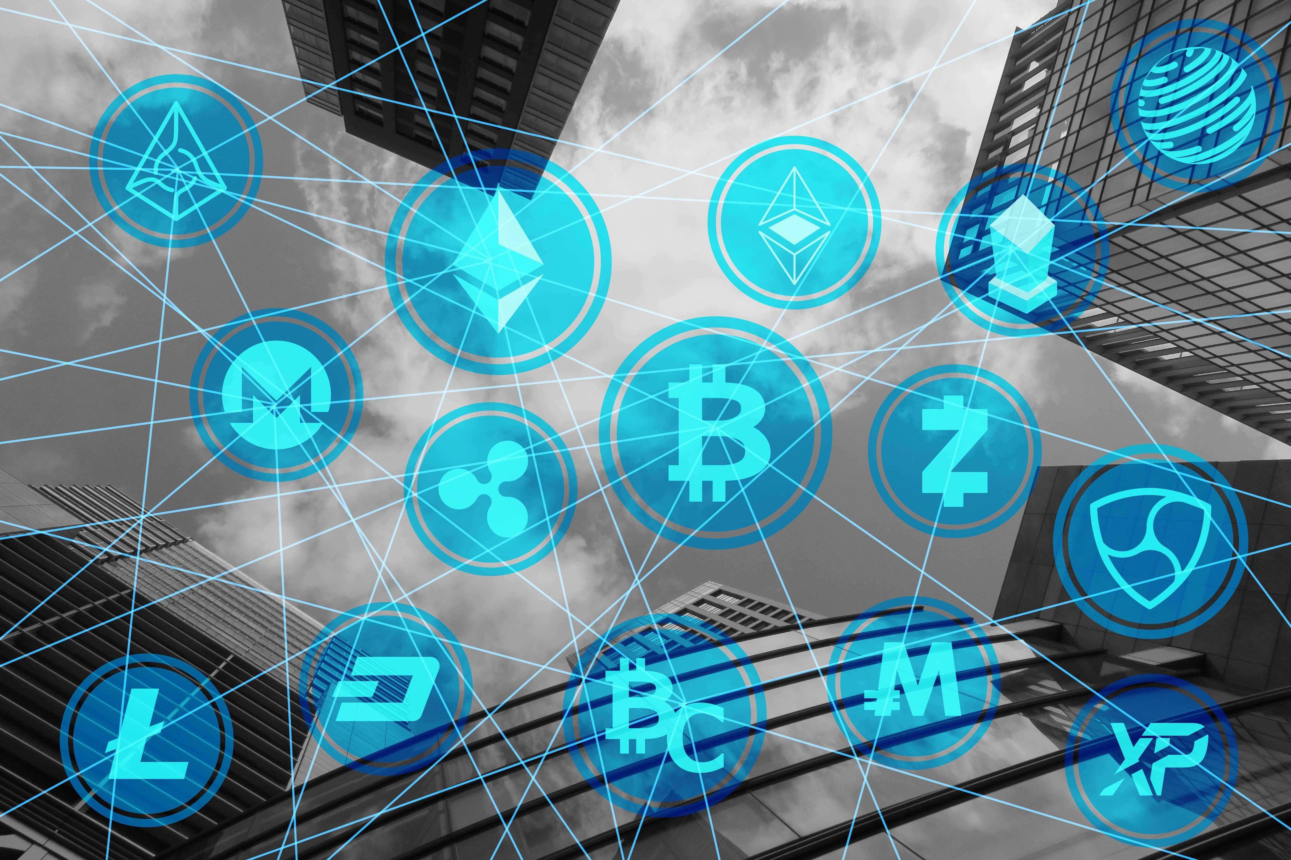 仮想通貨市場の規模