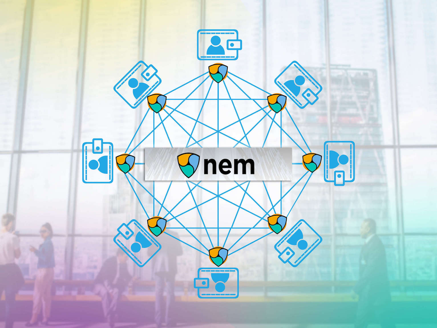 ネム(NEM/XEM)買うならアプリが簡単!売買や取引が外でも可能