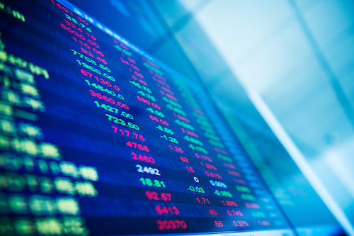 仮想通貨投資と株式投資
