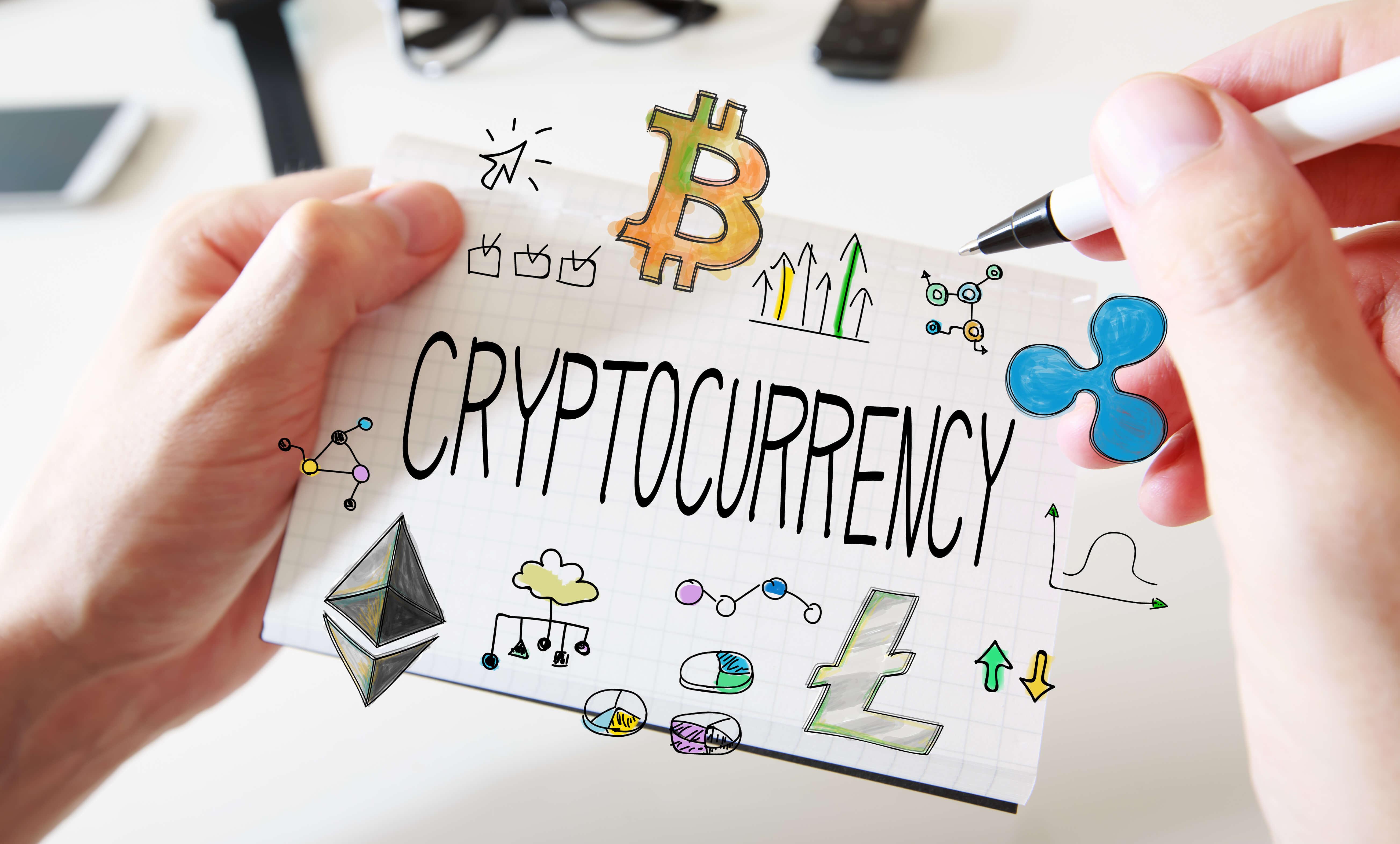 仮想通貨とは何か?初心者にもわかりやすく解説【漫画付き】