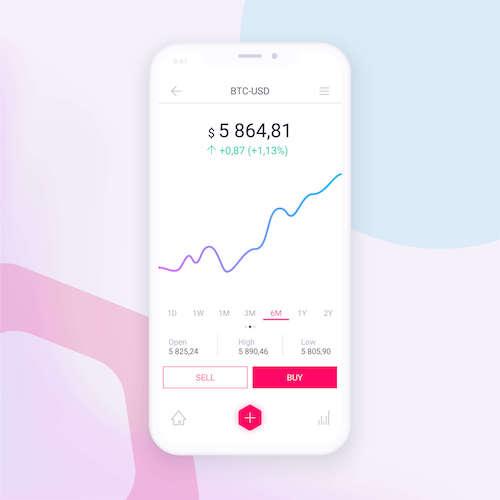 ビットコイン(Bitcoin/BTC)を取引したい!おすすめのアプリとは?