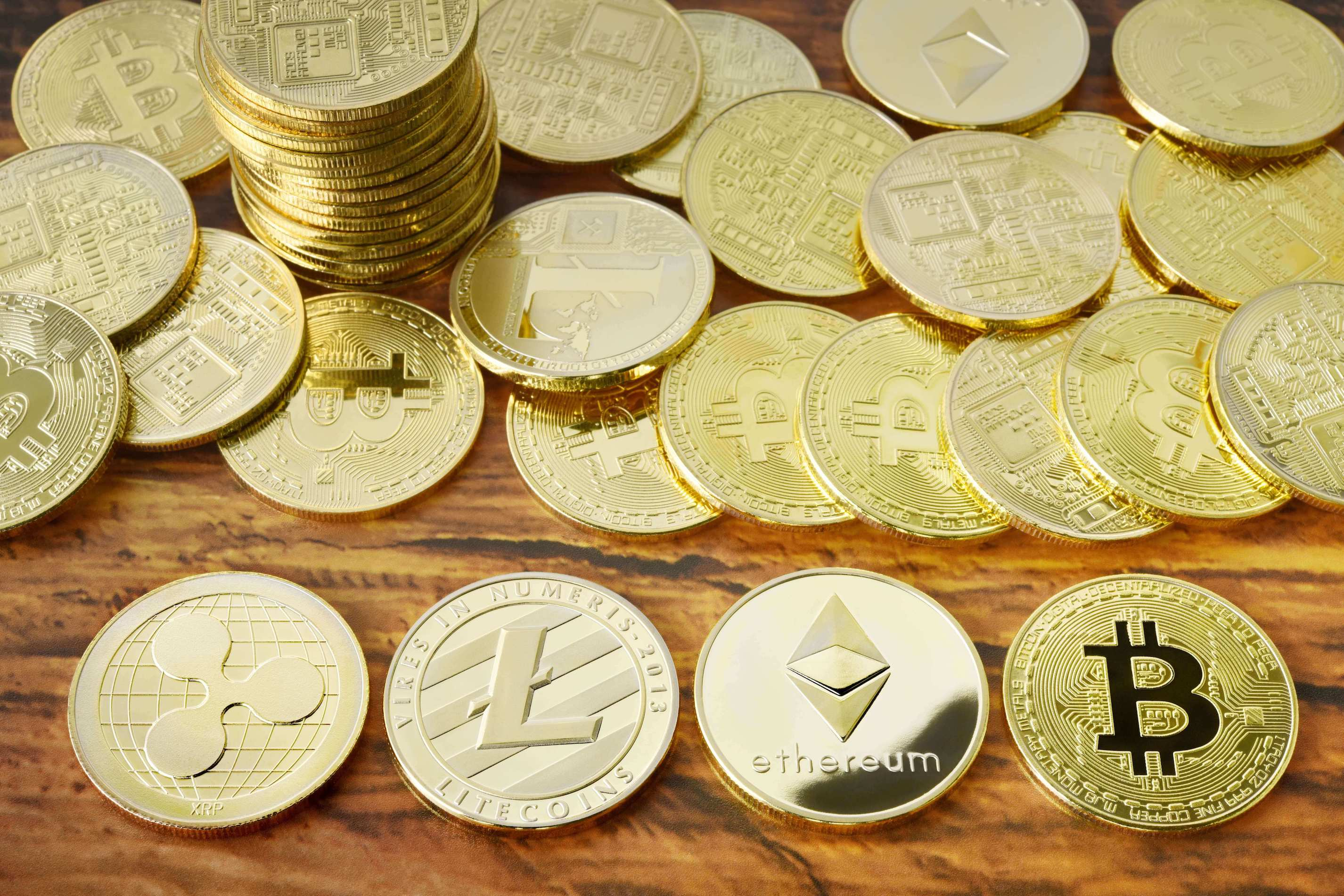 仮想通貨の分散投資