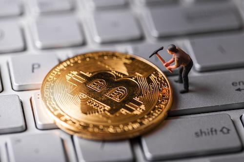 仮想通貨のマイニング