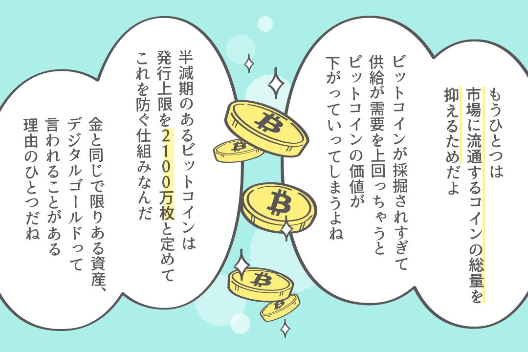 ビットコインは通称デジタルゴールドと呼ばれる