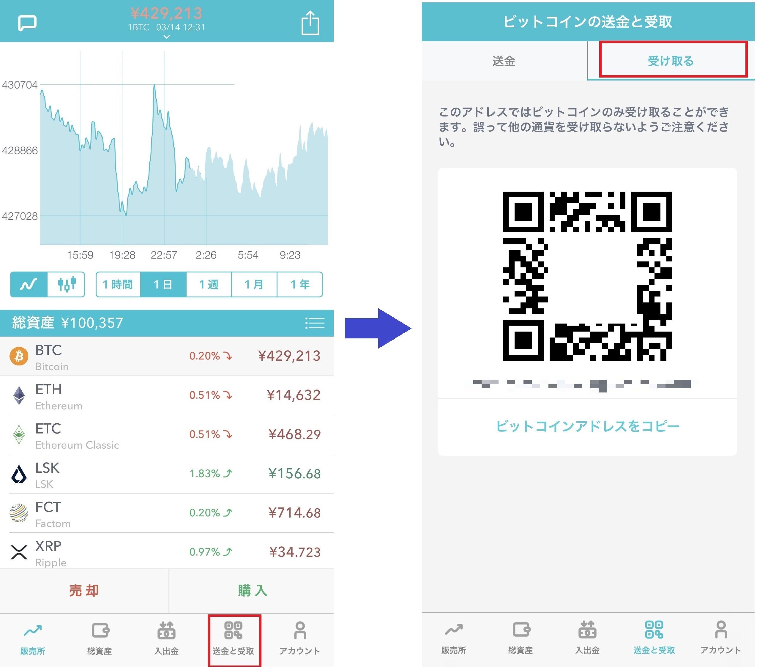 コインチェックの送金方法!世界一簡単に徹底解説 | ゼロはじ(ゼロからはじめるビットコイン)|日本最大級の仮想通貨サイト